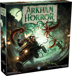 arkham horror 3rd edition announced