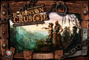 Robinson Crusoe Board Game