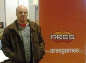 Roberto Di Meglio of Ares Games