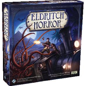 Shotguns and Shoggoths - An Eldritch Horror Review