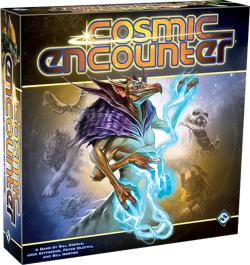 "Cosmic Encounter gets a ""42nd anniversary"" edition on Towel Day"
