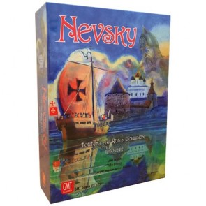 Nevsky Board Game