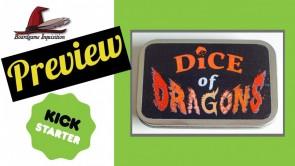 Dice of Dragons Kickstarter Preview