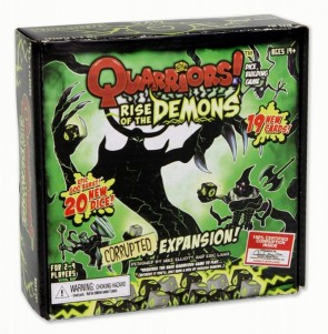 Quarriors! Rise of the Demons Expansion
