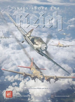 Skies Above the Reich review