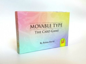 Movable Type Card Game