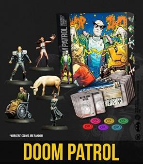 Batman Miniatures Game Doom Patrol