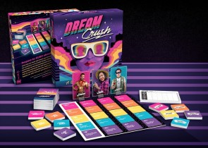 Dream Crush Soon to be Released by Mondo - Strives for Inclusivity and Includes Socially-Distanced Play