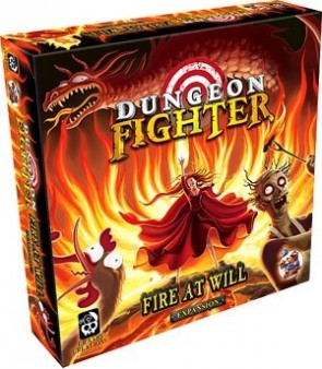 Dungeon Fighter: Fire at Will Expansion