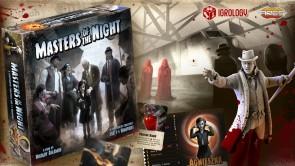 Masters of the Night kickstarter