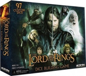 Lord of the Rings – Dice Building Game