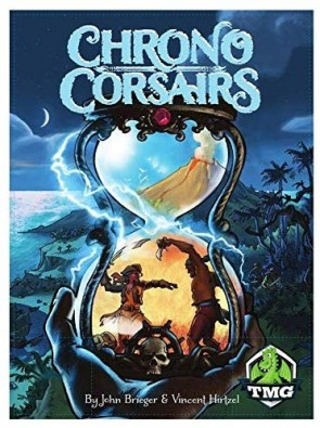 Chrono Corsairs Board Game Review