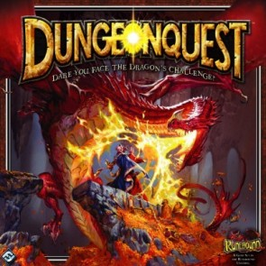 Dungeonquest 3rd Edition