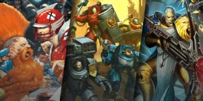 Games Workshop's 3 New Board Games - Warhammer Fun for Everyone