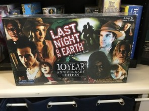 Last Night on Earth: The Zombir Gaem