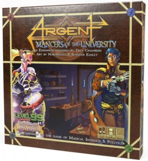 Argent: Mancers of the University Expansion