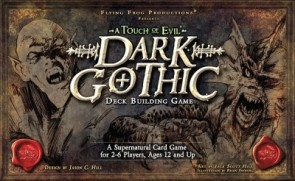 A Touch of Evil: Dark Gothic Deck-building Game