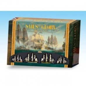 Sails of Glory Starter Set and Expansion Packs