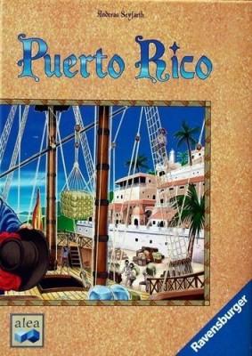 Puerto Rico Board Game Sucks