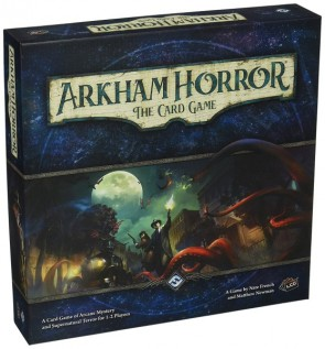 Arkham Horro: The Card Game