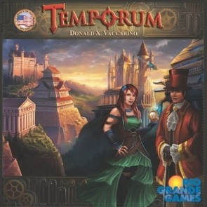 Barnestorming- Temporum in Review, Shadows of Brimstone, Hardware, The Botanist