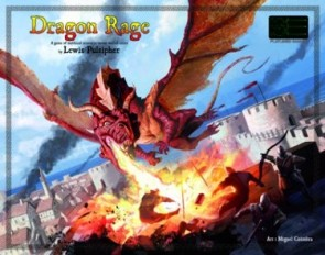 Dragon Rage Board Game