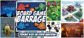 No Stupid Questions - Board Game Barrage