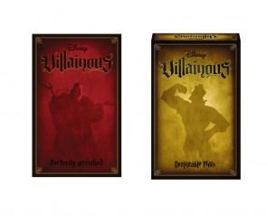A View from the Shadows: Disney Villainous, part III