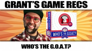 Who's The Goat - Grant's Game Recs