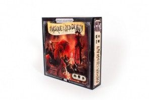 Masque of the Red Death Board Game Review