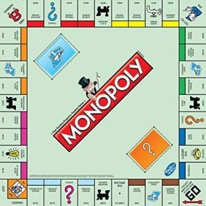 The Thermodynamics of Monopoly