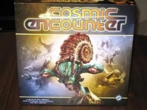 Dice Temple: Cosmic Encounter Review - Cosmic Encounter 101