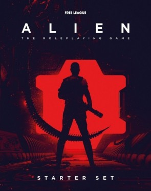 This Time, it's an RPG: Free League's Alien Role-Playing Game Starter Set- Review