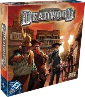 Deadwood Boardgame