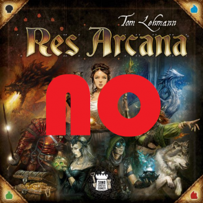 Res Arcana - Converting Life into Death