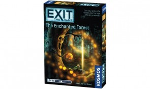 "Thinking outside the ""Escape Room in a Box""- Exit: The Enchanted Forest Board Game Review"