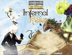 Sentinels Of The Multiverse: Infernal Relics Expansion