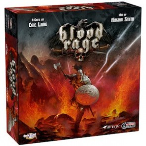 Barnes on Games- Blood Rage Head to Head with Charlie Theel, Shadows over Normandie, Thames-Kosmos titles