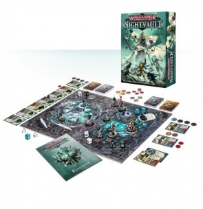 Warhammer Underworlds: Nightvault Review