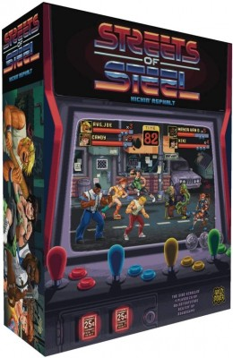 All the Rage- Streets of Steel Review