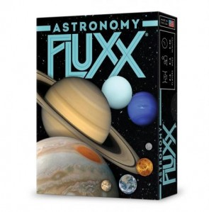 Astronomy Fluxx Board Game Review
