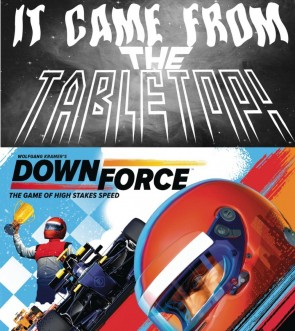 It Came From the Tabletop! - Downforce and the Kramer Racing Games