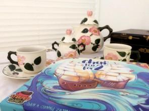 Chai: Tea for 2 (Saturday Review)