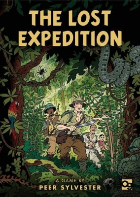 Minisode! Solo Games, Part 1: The Lost Expedition
