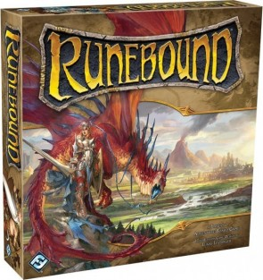 Runebound 2nd edition vs Runebound 3rd edition