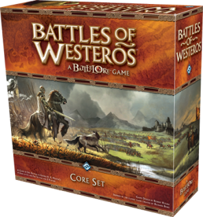 BATTLES OF WESTEROS in Review