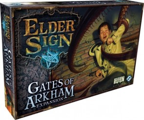 Elder Sign: The Gates of Arkham Expansion