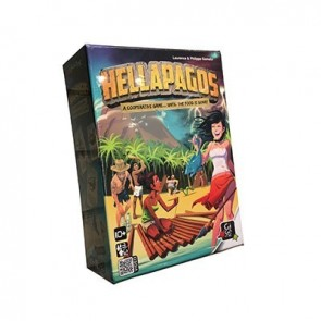 Well, that escalated quickly. A Hellapagos Board Game Review