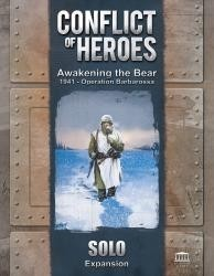 Conflict Of Heroes:Awakening the Bear Solo Play Expansion