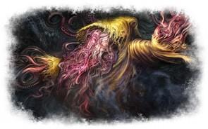 Beyond the Veil - The Arkham Horror Card Game: Path to Carcosa - Dim Carcosa
